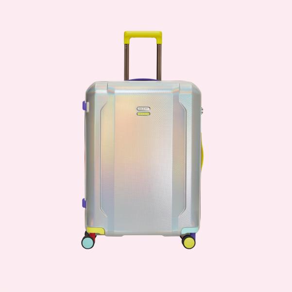Екологічна валіза Have A Rest x Ksenia Schnaider із переробленого пластику — Вішлист на Wonderzine