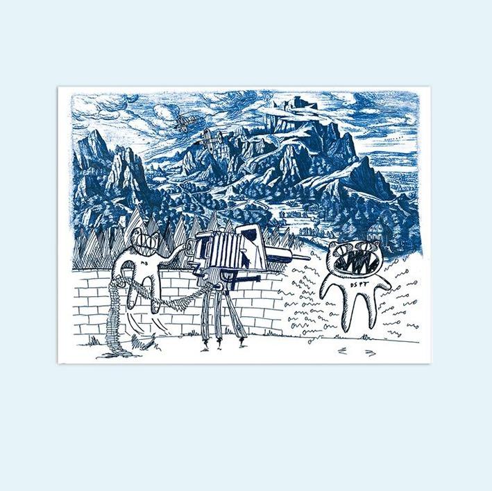 Пазли на 1000 фрагментів від Тома Йорка — Вішлист на Wonderzine