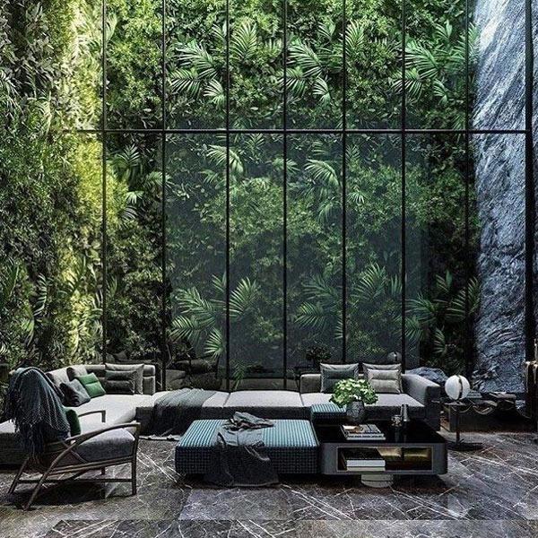 На кого підписатися: Instagram з вражаючою кількістю кімнатних рослин в інтер'єрах  — Життя на Wonderzine