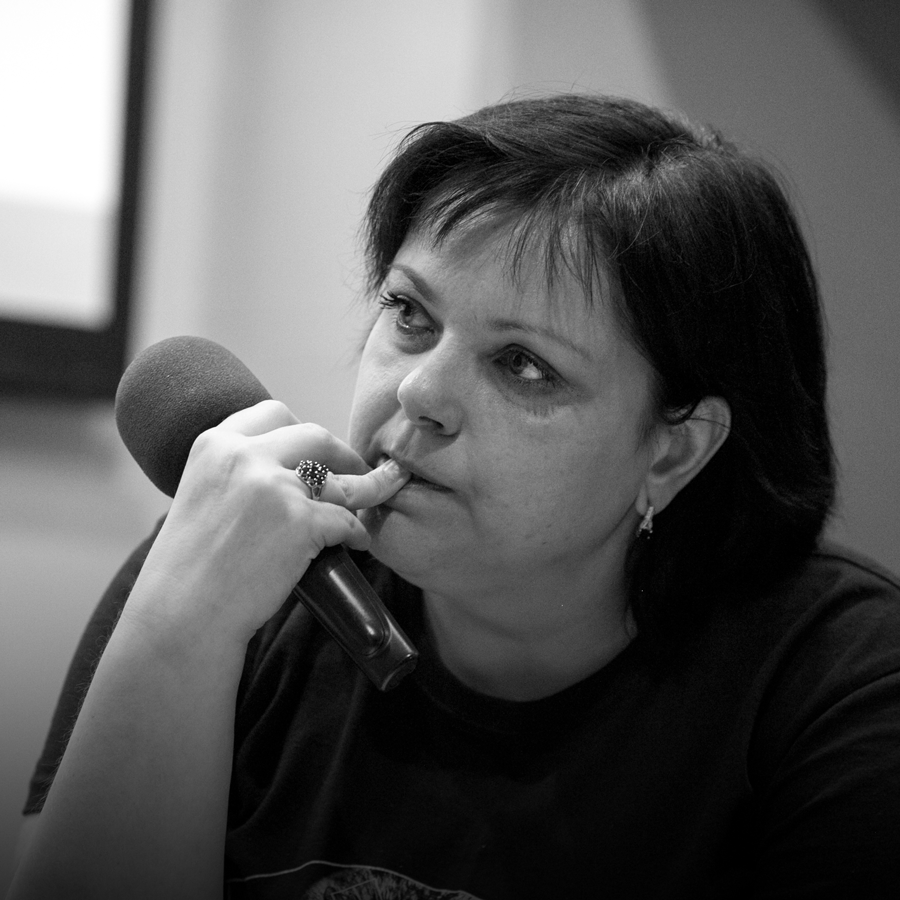 Утопія жіночої солідарності. Інтерв'ю з Ганною Улюрою