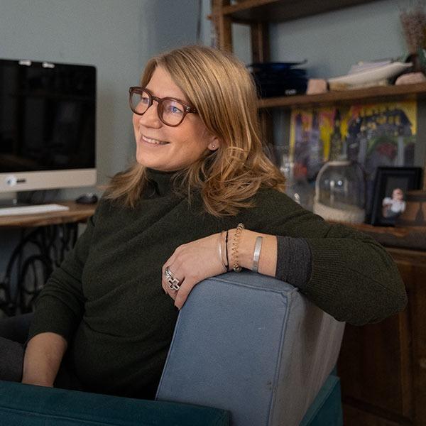«Тут немає випадкових речей». Бренд-менеджерка Марія Слензак і її робочий простір