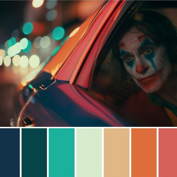 На кого підписатися: Instagram, у якому сцени з фільмів «розкладають» на кольори — Кіно на Wonderzine