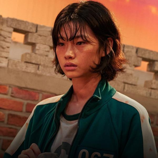 Нове ім'я: акторка серіалу «Гра в кальмара» Чон Хо Ен — Серіали на Wonderzine
