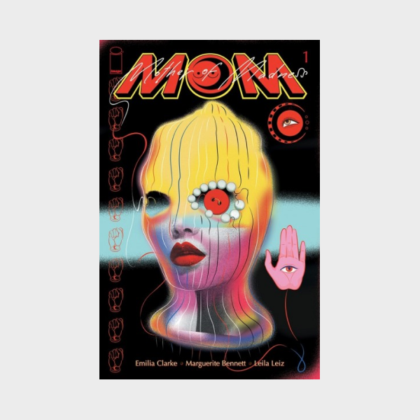 Комікс Емілії Кларк про одиноку маму зі суперздібностями — Вішлист на Wonderzine