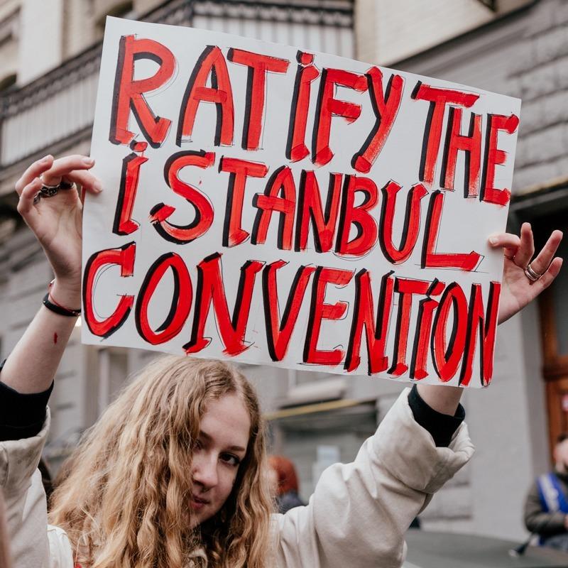 Петиція про Стамбульську конвенцію зібрала підписи. Чому це важливо?
