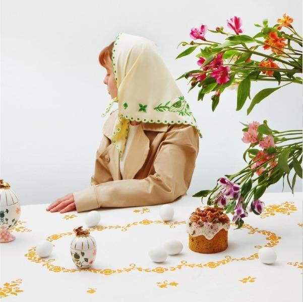 Тарілки, глечики, кошики. Українські бренди, які випускають великодній декор  — Тренд на Wonderzine