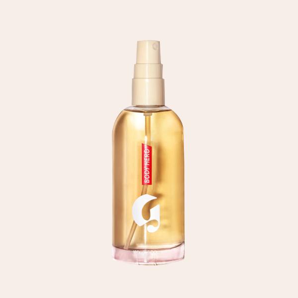 Веганська суха олія-спрей від Glossier для всього тіла — Вішліст на Wonderzine