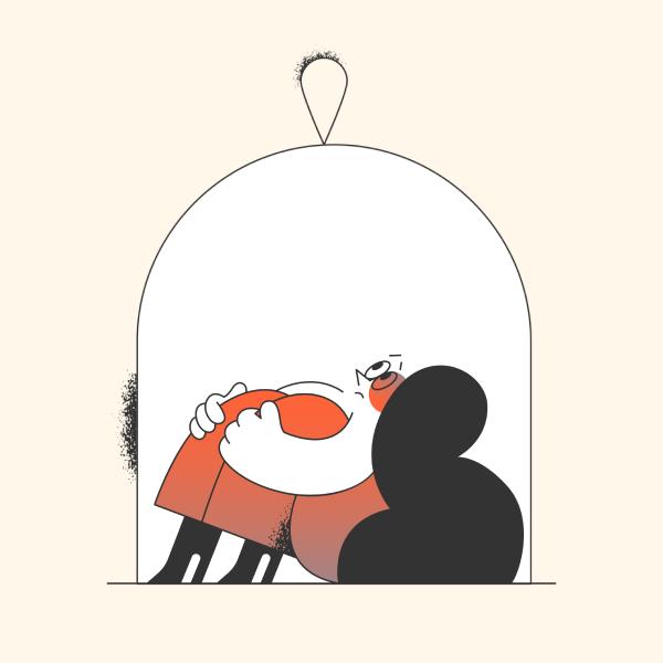 Питання психологу: Як пережити ще один локдаун — Психологія на Wonderzine