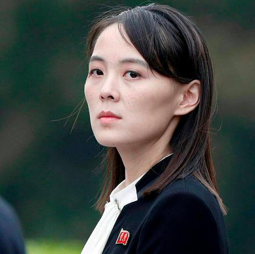Хто наступний. Що ми знаємо про Кім Йо Чжон і чи стане вона верховною лідеркою в Північній Кореї  — Життя на Wonderzine