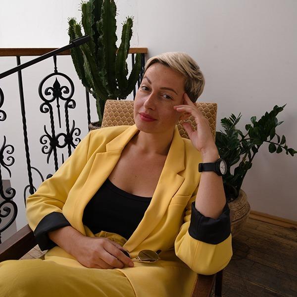 «Критика – ознака успіху проєкту». Ярослава Кравченко про «неправильний» фемінізм і гумор
