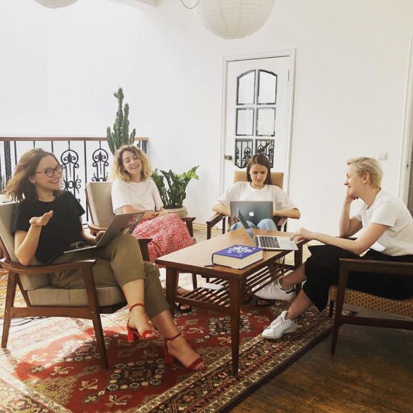 Що читати в серпні: 5 хороших книжок від редакції Wonderzine Україна — Книжкова полиця на Wonderzine