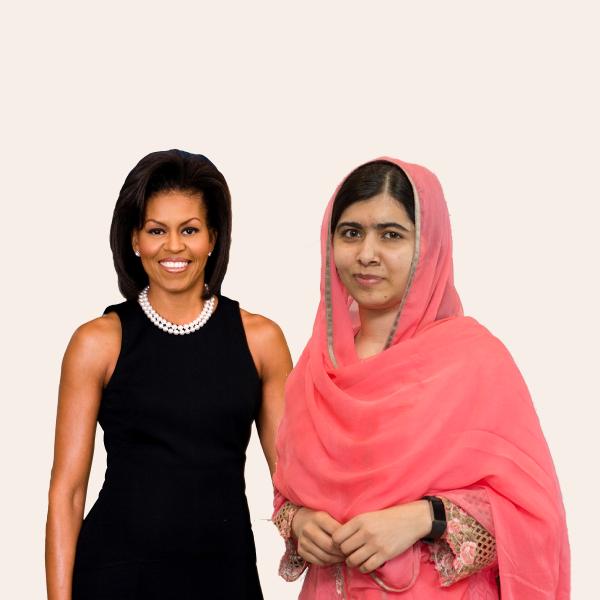 Мішель Обама й Малала візьмуть участь у «Віртуальному випускному»