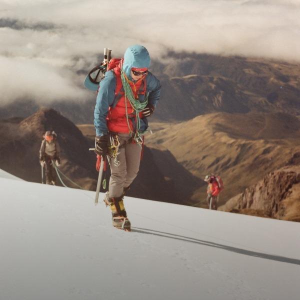 Перша українська жіноча експедиція. Як 8 жінок підіймалися на найвищі вулкани Еквадору
