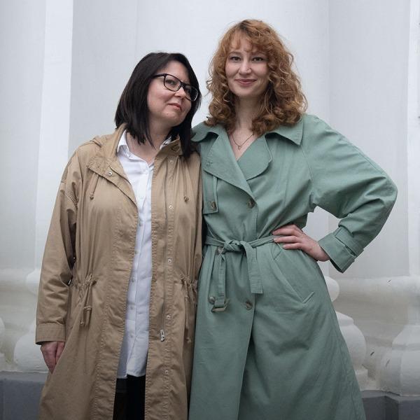 Юлія Гнат та Ольга Балашова про те, чому створили ГО «Музей сучасного мистецтва»   — Партнерки на Wonderzine