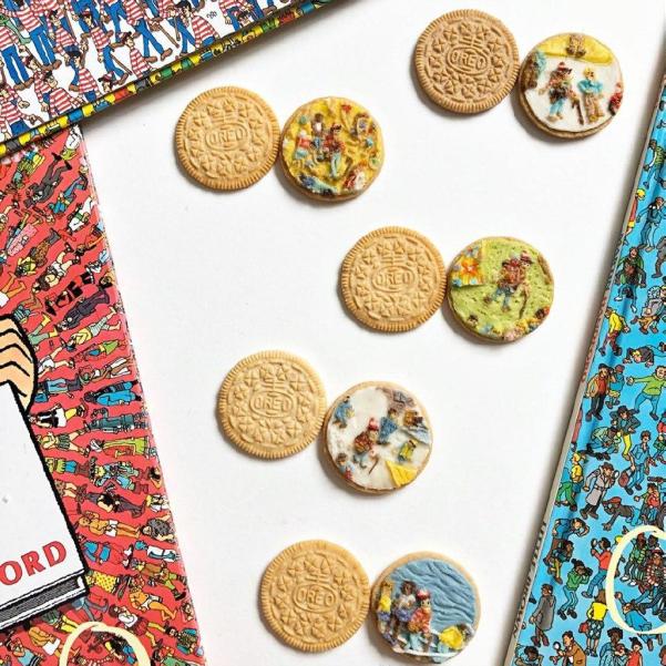 На кого підписатися: Instagram кулінарної художниці Тіші Черрі  — Арт на Wonderzine
