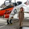 Уперше пілотесою у флоті США стала темношкіра жінка