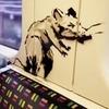 Дивіться, як Бенксі розписав вагони лондонського метро на тему коронавірусу