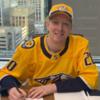 19-річний хокеїст став першим чинним гравцем національної ліги, який здійснив камінг-аут