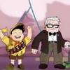 Студія Pixar випустила короткометражний римейк мультфільму «Вгору» в стилі аніме