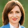 Президентка Молдови Мая Санду під час інавгурації звернулася до громадян українською мовою