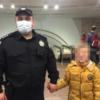 8-річний хлопчик, який блукав у метро, не ходить до школи. Омбудсменка розповіла деталі інциденту