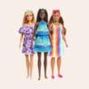 Mattel представили нових ляльок Barbie. Вони вироблені з переробленого пластику