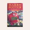 Перше видання Гаррі Поттера продали за 90 тисяч доларів