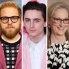 Леонардо Ді Капріо, Меріл Стріп і Тімоті Шаламе знімуться у фільмі «Не дивись вгору»
