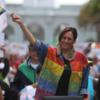 Камала Гарріс стала першою віцпрезиденткою США, яка взяла участь у прайді
