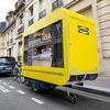 IKEA в Парижі запустила фургони, у яких жителі міста можуть відпочити посеред дня