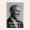 «Обіцяна земля» Барака Обами стала найпопулярнішими мемуарами президента у світі