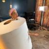 Кеті Перрі одягнула костюм туалетного паперу