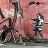 Зниклий велосипед, що був частиною муралу Бенксі в Ноттінгемі, знайшли