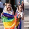«ХарківПрайд» провів акцію за можливість реєстрації шлюбу для ЛГБТ-пар