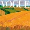 Девід Гокні й британські пейзажі. Vogue створить 14 нових обкладинок