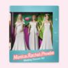 Шкіряні штани та весільні сукні. TheToyZone створила сети ляльок, натхненні сценами з «Друзів»