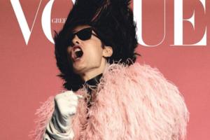 Джаред Лето став першим чоловіком на обкладинці європейської версії Vogue
