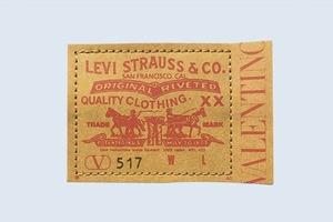 Valentino спільно з Levi's представили джинси унісекс