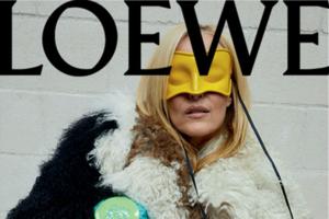 Зірка «Секс-освіти» Джилліан Андерсон у новій кампанії Loewe
