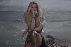 Брітні Спірс представила нову пісню Swimming in the Stars на честь свого дня народження