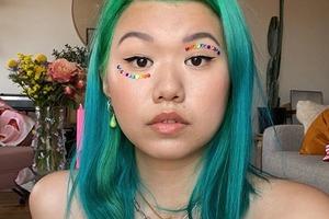 На кого підписатися: Instagram блогерки з яскравим мейком