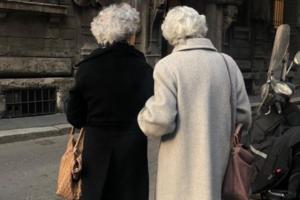 На кого підписатися: інстаграм Gramparents зі стильними образами літніх людей