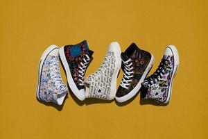 Дивіться на нову колекцію Converse, присвячену латиноамериканській діаспорі