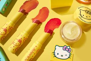 Дивіться на колекцію ColourPop, присвячену Hello Kitty