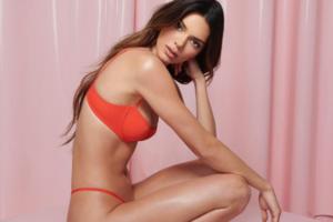 Кендалл Дженнер розкритикували через надмірний фотошоп у новій кампанії бренда білизни Skims