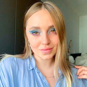 Журналістка Аня Білоус про креативний мейкап і улюблену косметику