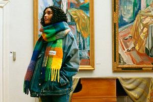 Acne Studio зняли лукбук в художній галереї Тіль у Стокгольмі