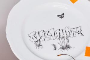 Дивіться на колекцію посуду Off-White в колаборації з Ginori 1735