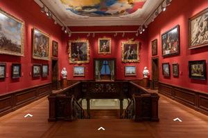 До закладок: віртуальна екскурсія Гаазькою королівською галереєю Мауріцхейс