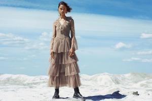 Нова колекція H&M створена разом із ліванською дизайнеркою Сандрою Мансур